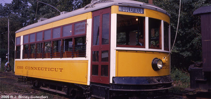 Visit Our Historic Trolley Museum