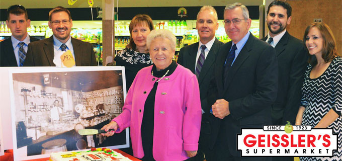 Geissler's Celebrates 90 Years of Serving the Community