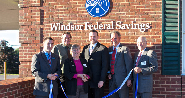 Windsor Federal Savings comes to East Windsor