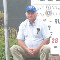 Dick Sherman of EW Lions Club