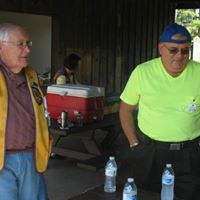 Dick Stathers & Mike Scalzo of EW Lions Club