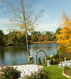 Merlot's Outdoor Wedding Chapel