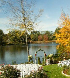 Merlot's Outdoor Wedding Chapel
