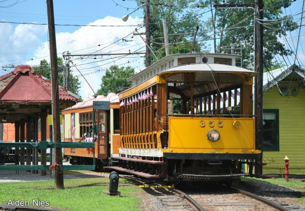 CT Trolley Museum-Admission and Hours | East Windsor Chamber