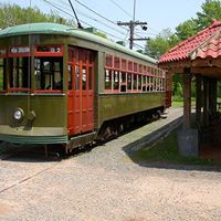 All Aboard at CT Trolley Museum