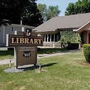 """""""Kidon"""" Author Bob Dickinson at WHPL @ Warehouse Point Library Association 