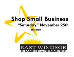 Shop Small Business Saturday @ East Windsor CT (and her region) | East Windsor | Connecticut | United States