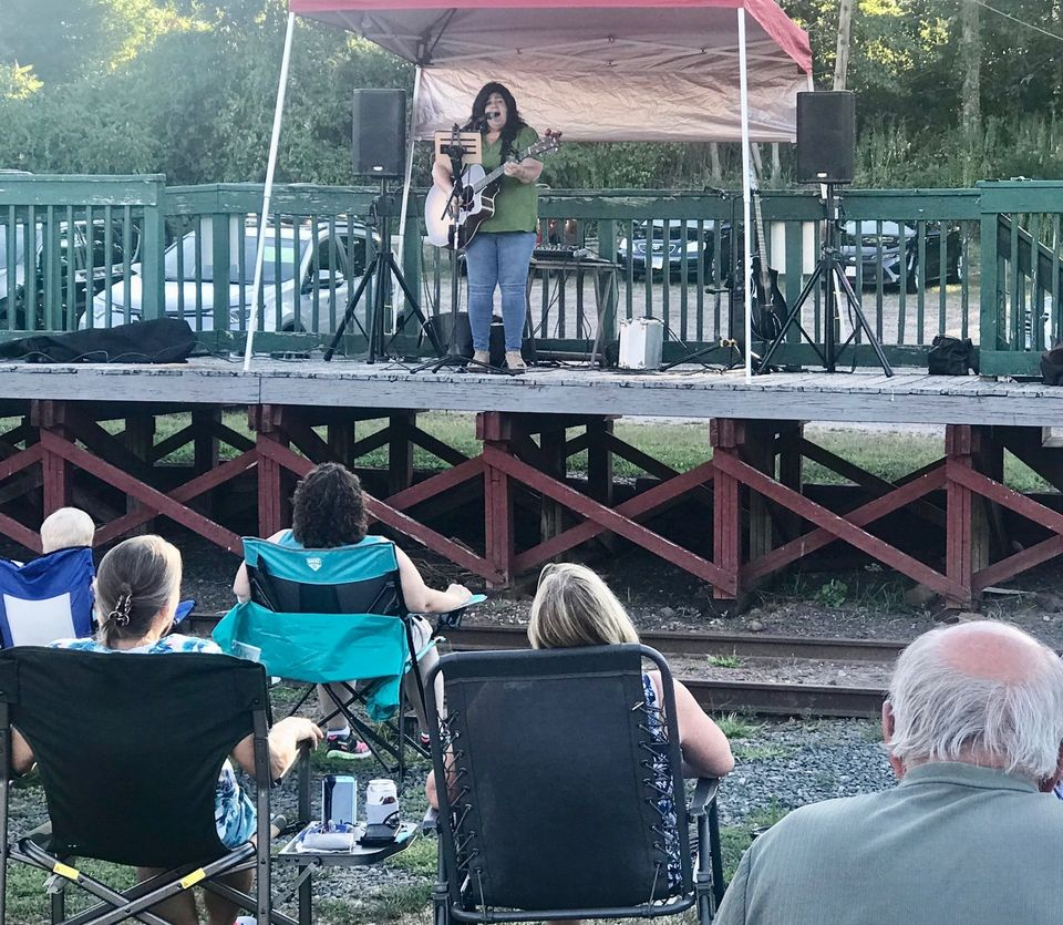 JustJeannie Live at the Connecticut Trolley Museum @ CT Trolley Museum